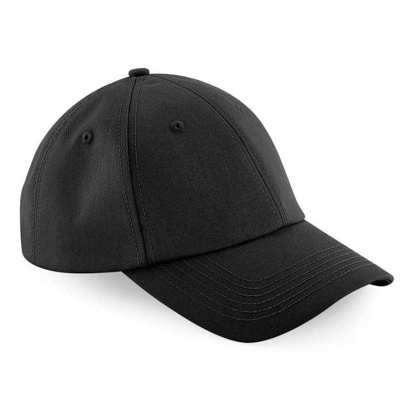 Flexfitkeps, svart / grå 6210 Fitted
