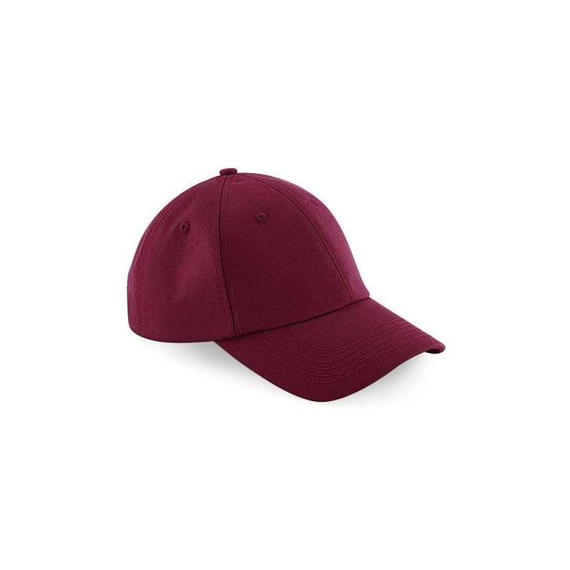 Dad Hat - vinröd