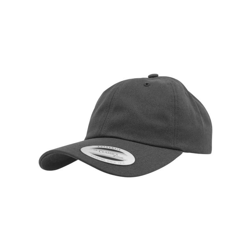 Dad Hat - Yupoong mörkgrå