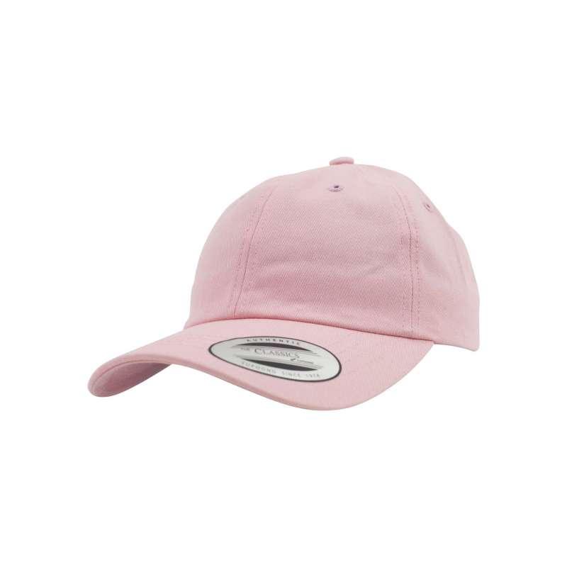 Dad Hat - Yupoong rosa
