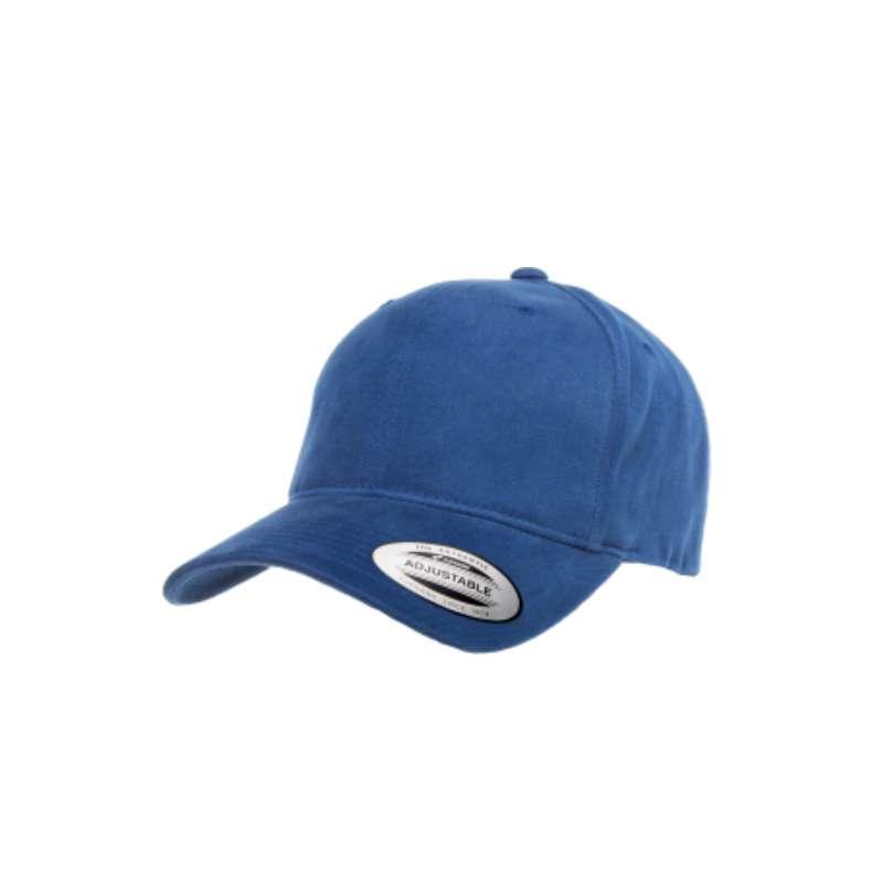 Kungsblå Baseballkeps Premium